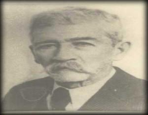 Alberto Manuel Brenes. Tomado de Museo Regional de San Ramón