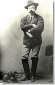 Cristoph Conrad Runnebaum. Tomado de Museo Regional de San Ramón.
