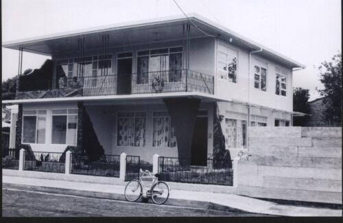 Casa de la familia Quiros Carmona