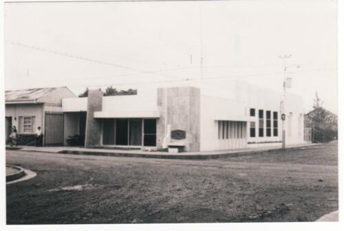Diagonal al Colegio Patriarca.
