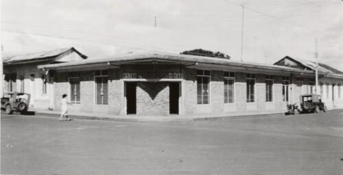 La esquina del Banco Nacional