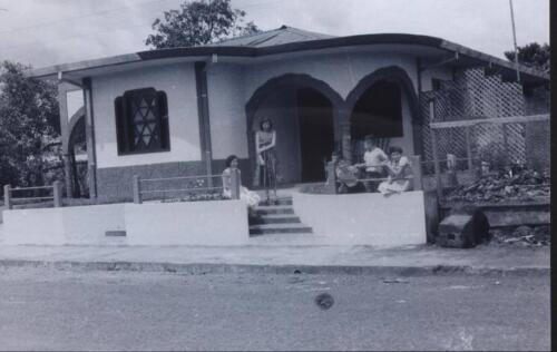 casa de don Fulvio Rodriguez