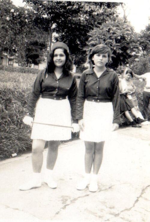 Abigail Recio y Ermida Esquivel