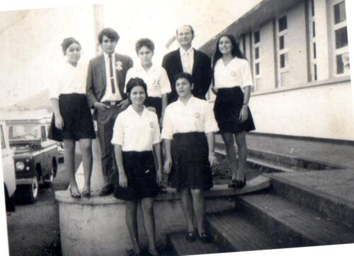 Vilma Chacón, Teresa Durán y otros