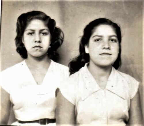 Cecila y Beleyda Morales Ugalde